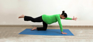 Pregnancy exercises help maintain antenatal fitness for expecting mothers.