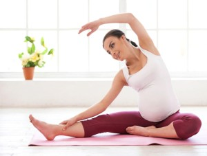 Pregnancy exercises help maintain antenatal fitness for expecting mothers