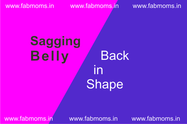 Fabmoms Back in shape belly